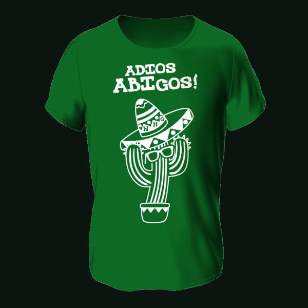 T-Shirt Druck Abitur Motiv